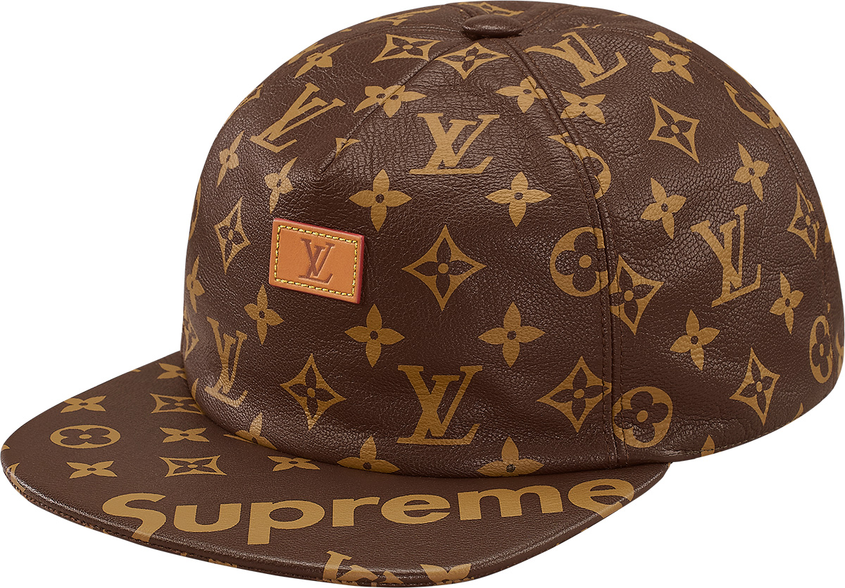 What Is Spring Supreme Louis Vuitton Supreme 5 Panel Hat