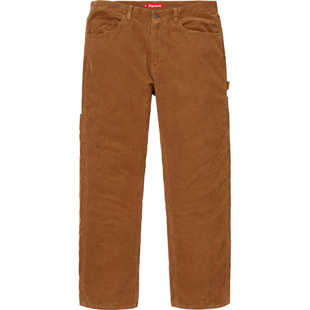 Corduroy Painter Pant (Brown)