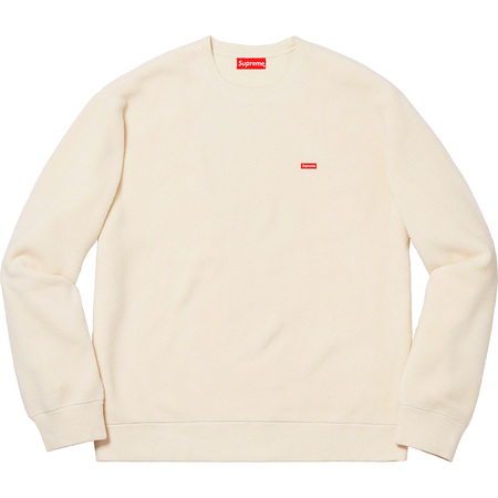 Polartec® Small Box Crewneck (Natural)
