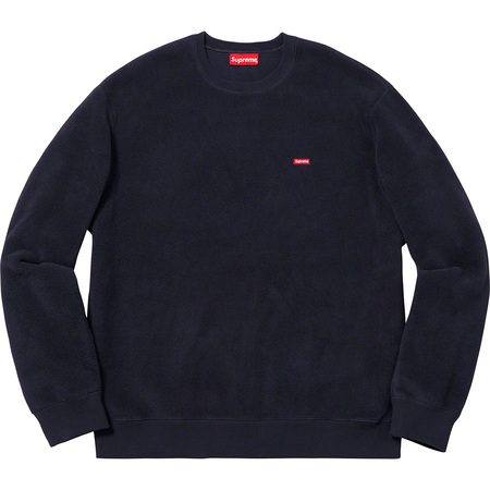Polartec® Small Box Crewneck (Navy)