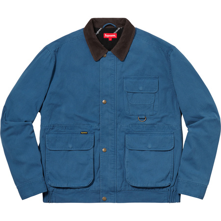Field Jacket (Blue)