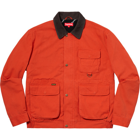 Field Jacket (Orange)
