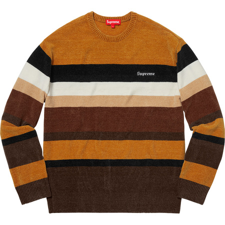 Chenille Sweater (Brown)