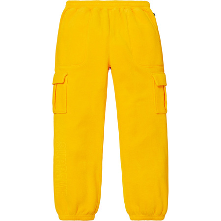 Polartec® Cargo Pant (Yellow)