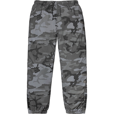 Reflective Camo Warm Up Pant (Snow Camo)