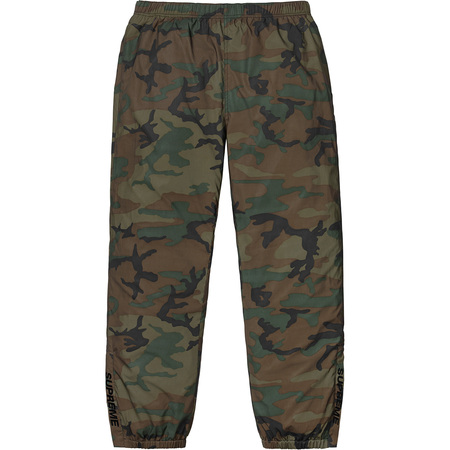 Reflective Camo Warm Up Pant (Woodland Camo)