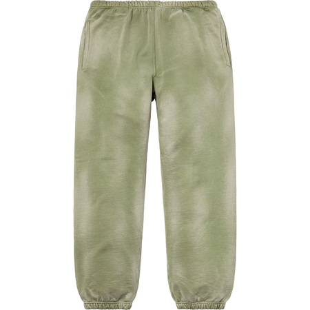 Bleached Sweatpant (Light Olive)