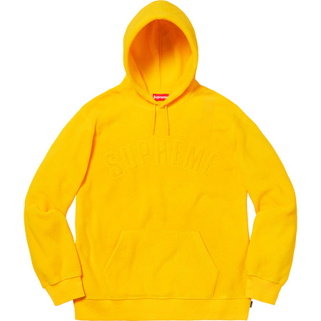 Polartec® Hooded Sweatshirt (Yellow)