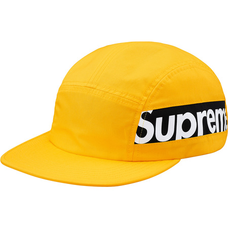 Side Panel Camp Cap (Gold)