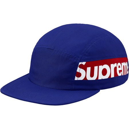 Side Panel Camp Cap (Royal)