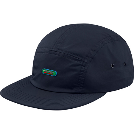 Clear Patch Camp Cap (Navy)