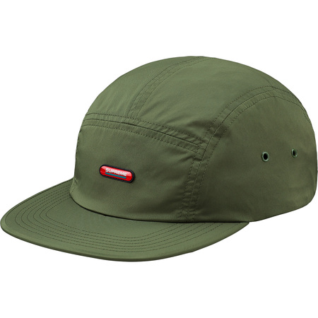 Clear Patch Camp Cap (Olive)