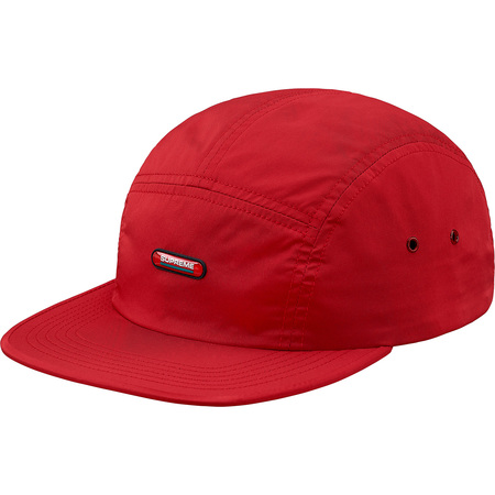 Clear Patch Camp Cap (Red)