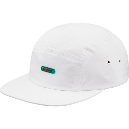 Clear Patch Camp Cap (White)