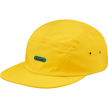 Clear Patch Camp Cap (Yellow)