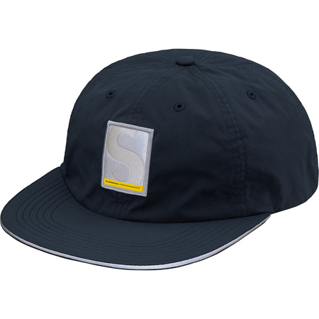 Performance Nylon 6-Panel (Navy)