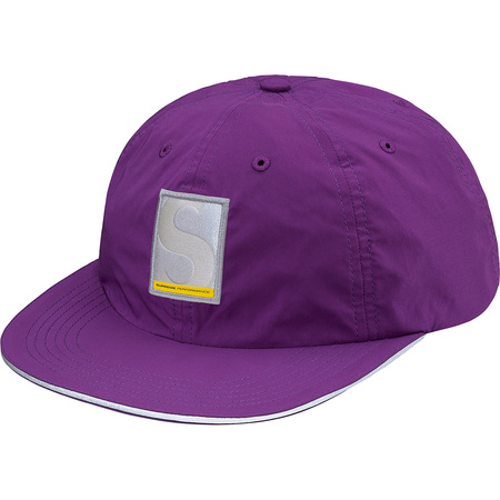 Performance Nylon 6-Panel (Purple)