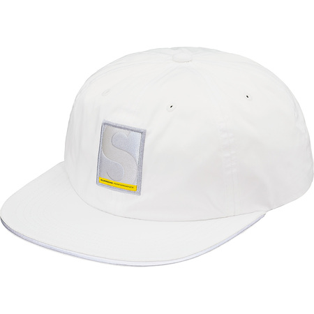Performance Nylon 6-Panel (White)
