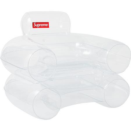 Inflatable Chair (Clear)