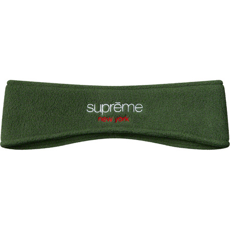 Polartec® Headband (Dark Green)