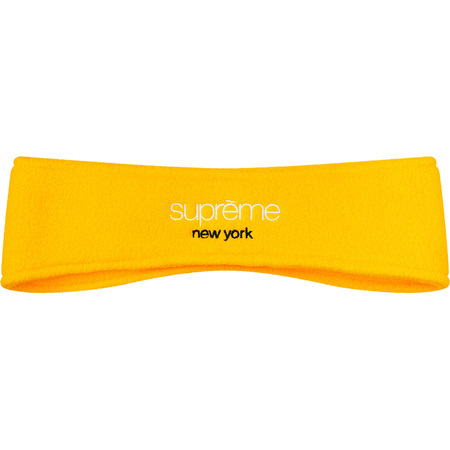 Polartec® Headband (Yellow)