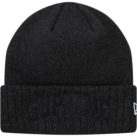 New Era® Arc Logo Beanie (Black)