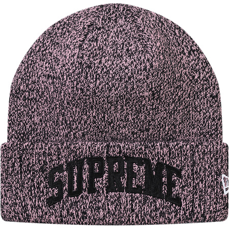 New Era® Arc Logo Beanie (Pink)