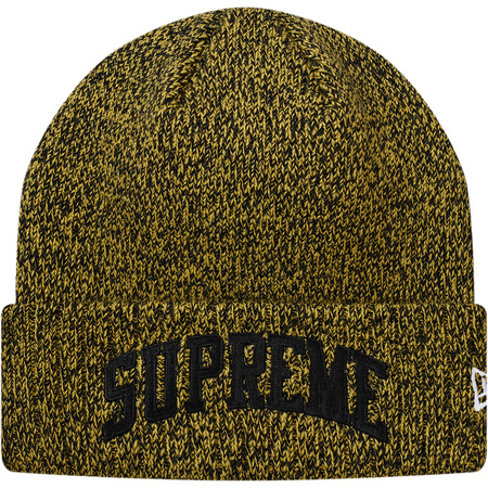 New Era® Arc Logo Beanie (Yellow)