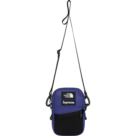 Supreme®/The North Face® Leather Shoulder Bag (Royal)