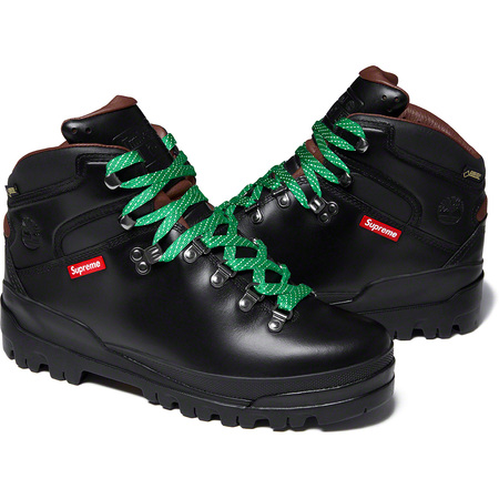 Supreme®/Timberland® World Hiker Front Country Boot (Black)