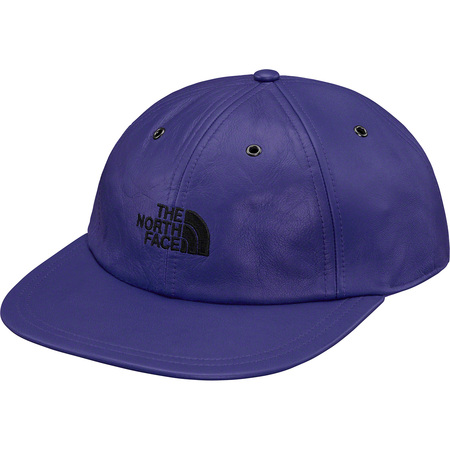 Supreme®/The North Face® Leather 6-Panel (Royal)