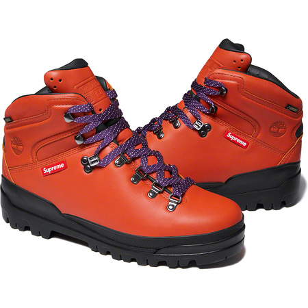 Supreme®/Timberland® World Hiker Front Country Boot (Orange)