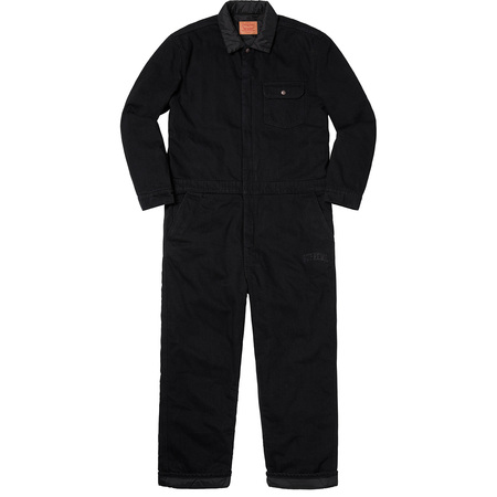 Supreme®/Levi's® Denim Coveralls (Black)