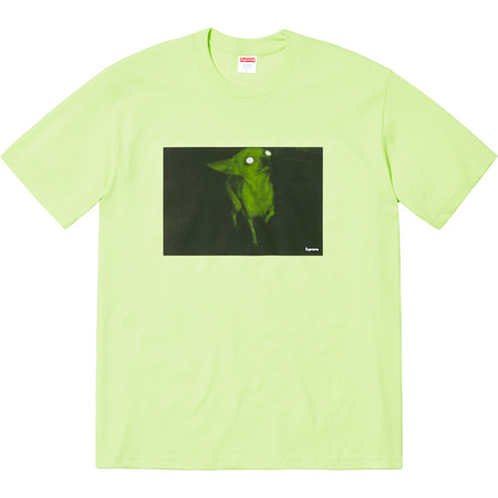 Chris Cunningham Chihuahua Tee (Pale Mint)