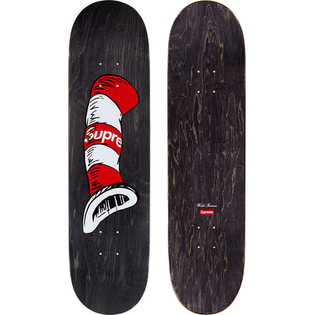 Cat in the Hat Skateboard (7.875