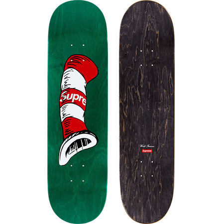 Cat in the Hat Skateboard (8