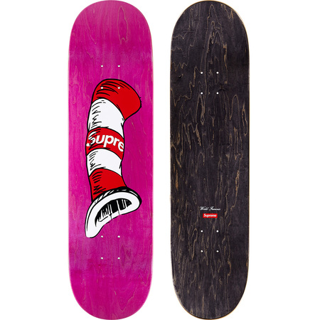 Cat in the Hat Skateboard (8.25