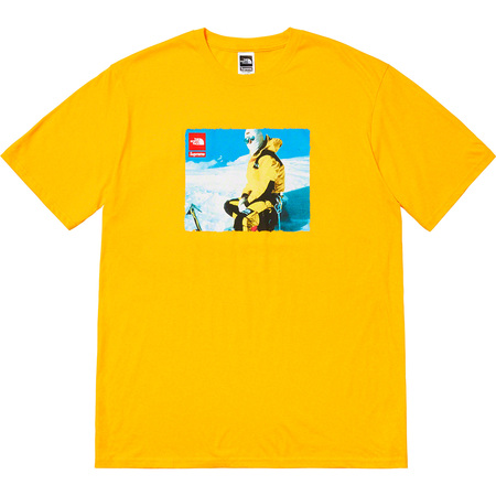 Supreme®/The North Face® Photo Tee (Yellow)