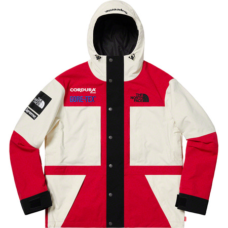 Supreme®/The North Face® Expedition Jacket (White)