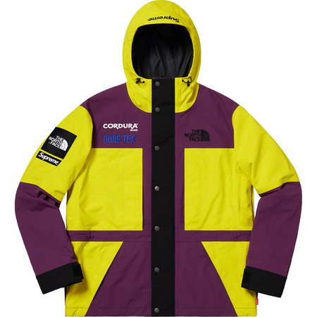 Supreme®/The North Face® Expedition Jacket (Sulphur)