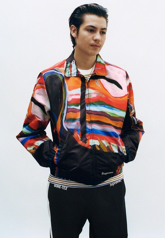 Reaper Work Jacket Stripe Thermal S/S Top GORE-TEX Pant