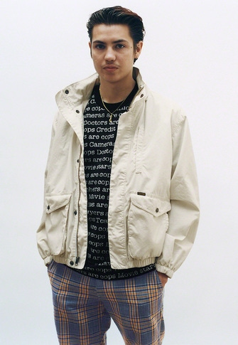 Highland Jacket Cops Jacquard Pocket Tee Work Pant