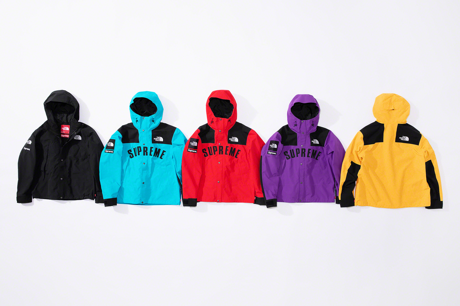 1d634874 Supreme Cop Bot - Supreme x The North Face for Week 5