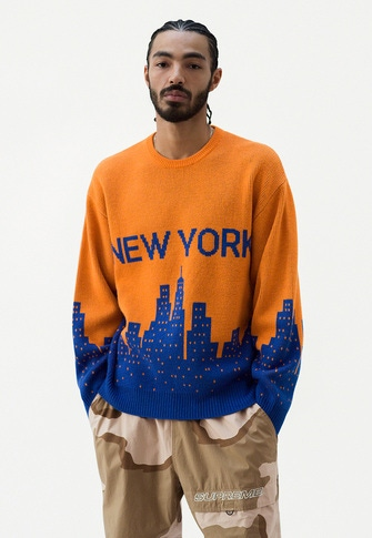 New York Sweater S/S Pocket Tee Cotton Cinch Pant