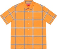 Lightweight Plaid S/S Shirt