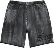 Brush Stroke Sweatshort