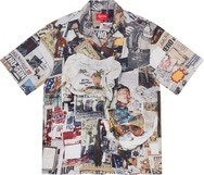 Dash's Wall Rayon S/S Shirt