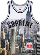 Supreme®/Mitchell & Ness® Basketball Jersey