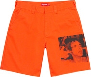 Iggy Pop Work Short