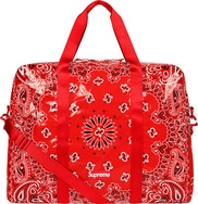 Bandana Tarp Large Duffle Bag